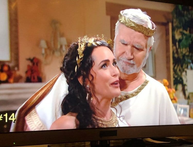 Bold and the Beautiful Spoilers: Eric Forrester (John McCook)