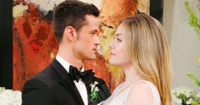 Bold and the Beautiful: Hope Logan (Annika Noelle) - Thomas Forrester (Matthew Atkinson)