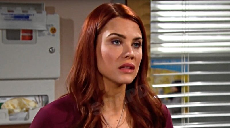 Bold and the Beautiful: Sally Spectra (Courtney Hope)