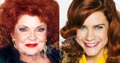Bold and the Beautiful: Sally Spectra (Darlene Conley) - Sally Spectra (Courtney Hope)