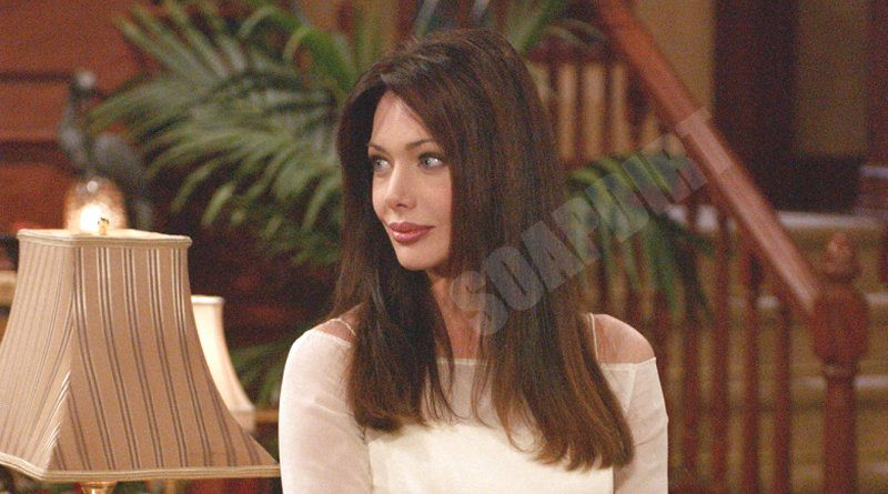 Bold and the Beautiful: Taylor Hayes (Hunter Tylo)