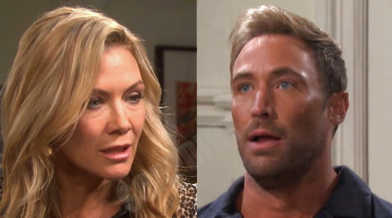 Days of Our Lives Comings and Goings: Rex Brady (Kyle Lowder) - Kristen DiMera (Stacy Haiduk)
