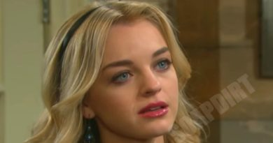 Days of Our Lives Comings & Goings: Claire Brady (Olivia Rose Keegan)