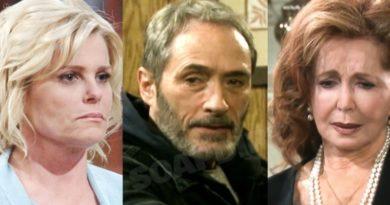 Days of Our Lives Spoilers: Maggie Horton (Suzanne Rogers) - Orpheus (George DelHoyo) - Adrienne Kiriakis (Judi Evans)