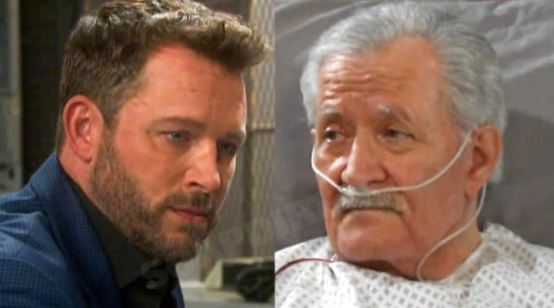Days of Our Lives Spoilers: Brady Black (Eric Martsolf) - Victor Kiriakis (John Aniston)
