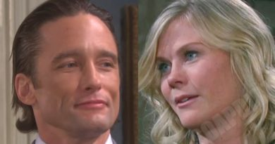Days of our Lives Comings Goings: Sami Brady (Allison Sweeney) - Philip Kiriakis (Jay Kenneth Johnson)