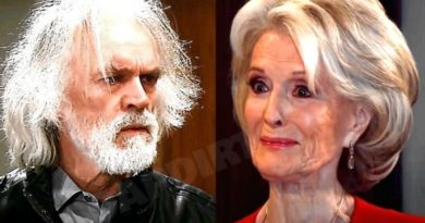 General Hospital: Cesar Faison (Anders Hove) - Helena Cassadine (Constance Towers)