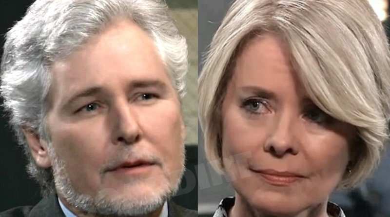 General Hospital Comings And Goings: Martin Gray (Michael E Knight) - Felicia Scorpio (Kristina