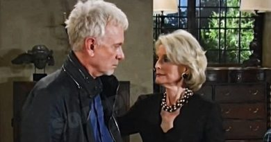 General Hospital: Luke Spencer (Anthony Geary) - Helena Cassadine (Constance Towers)