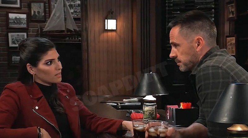 General Hospital Spoilers: Brook Lynn Ashton (Amanda Setton) - Julian Jerome (William deVry)