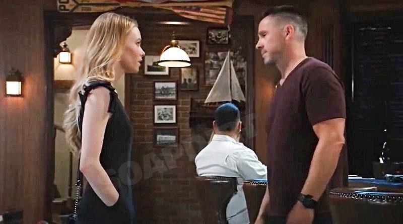 General Hospital Spoilers: Julian Jerome (William deVry) - Nelle Hayes (Chloe Lanier)