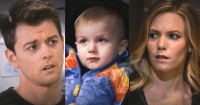 General Hospital Spoilers: Michael Corinthos (Chad Duell) - Wiley Corinthos Quartermaine (Erik and Theodore Olsen) - Nelle Hayes (Chloe Lanier)
