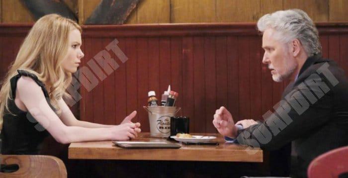 General Hospital Spoilers: Nelle Hayes (Chloe Lanier) - Martin Gray (Michael E Knight)