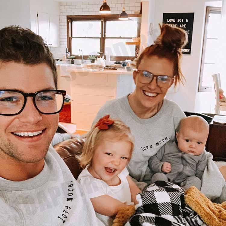 Little People Big World: Jeremy Roloff - Audrey Roloff - Ember Jean Roloff - Bode James Roloff