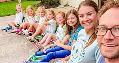 OutDaughtered: Adam Busby - Danielle Busby - Blayke - Ava - Riley - Parker - Hazel - Olivia
