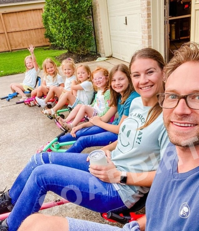 'OutDaughtered': Adam Busby Dad-Shamed After Blayke Dives