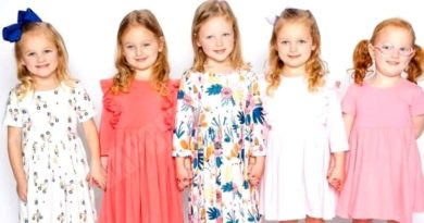 Outdaughtered: Riley Busby - Hazel - Parker - Olivia - Ava