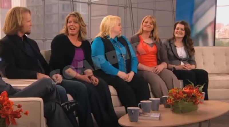 Sister Wives: Kody Brown - Meri Brown - Janelle Brown - Christine Brown - Robyn Brown