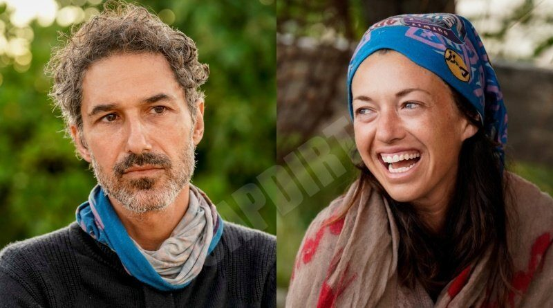 Survivor: Winners at War: Ethan Zohn - Parvati Shallow