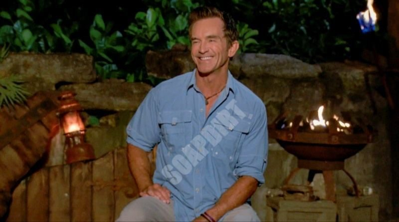 Survivor: Winners at War - Jeff Probst
