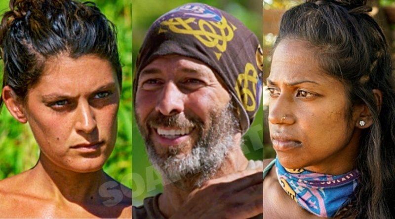 Survivor: Winners at War - Michele Fitzgerald - Tony Vlachos - Natalie Anderson