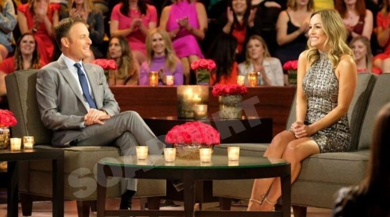 The Bachelorette: Chris Harrison - Clare Crawley