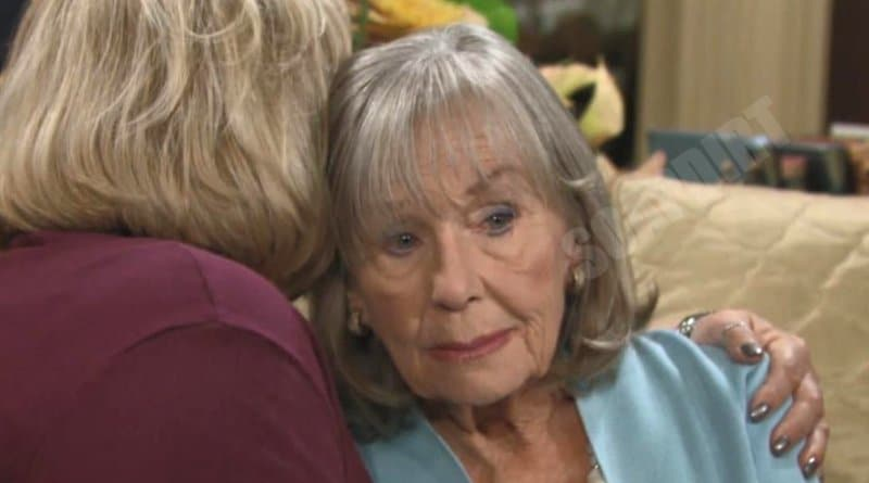 Young and the Restless Comings & Goings: Dina Mergeron (Marla Adams)
