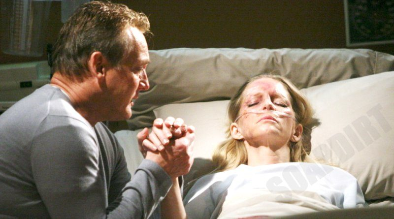 Young and the Restless: Paul Williams (Doug Davidson) - Christine Blair Williams (Lauralee Bell)