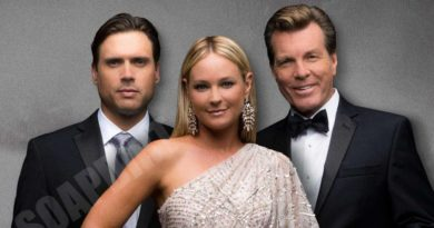 Young and the Restless: Sharon Newman (Sharon Case) - Nick Newman (Joshua Morrow) - Jack Abbott (Peter Bergman)