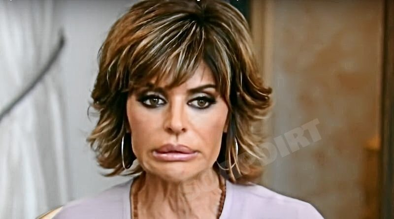 Real Housewives of Beverly Hills: Lisa Rinna