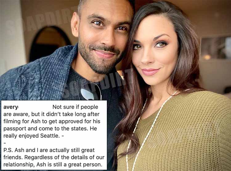 90 Day Fiance: Ash Naeck - Avery Warner - Before the 90 Days