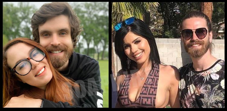 90 Day Fiance: Jess Caroline - Brian Hanvey - Larissa Dos Santos Lima - Happily Ever After