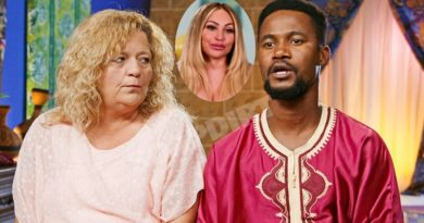 90 Day Fiance: Lisa Hamme - Usman Umar - Darcey Silva - Before the 90 Days