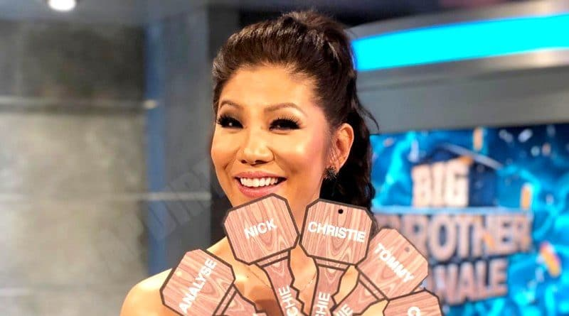 Big Brother 22: Julie Chen Moonves