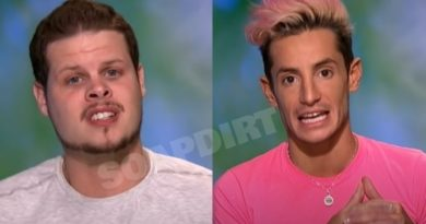 Big Brother: Frankie Grande - Derrick Levasseur