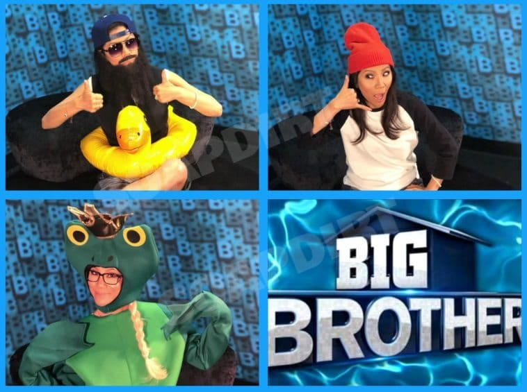 Big Brother: Julie Chen - Houseguest Costumes
