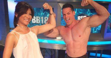 Big Brother: Jessie Godderz (Mr Pec-Tacular) - Julie Chen