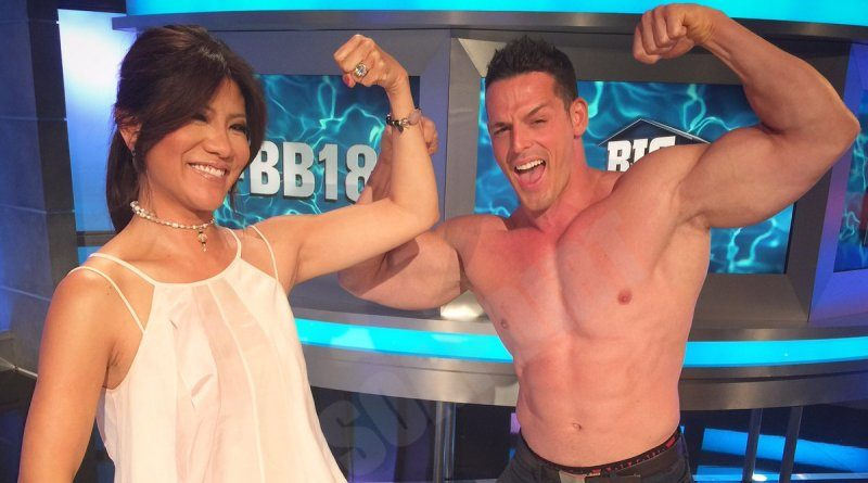 Big Brother: Jessie Godderz (Mr Pec-Tacular) - Julie Chen