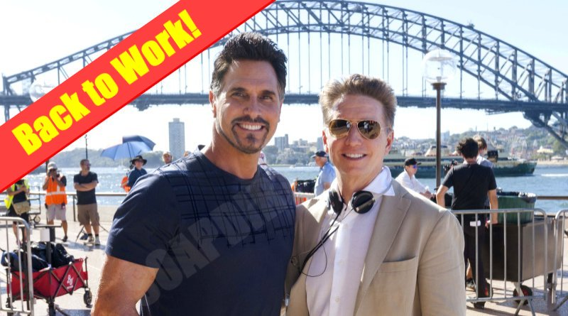 Bold and the Beautiful: Bill Spencer (Don Diamont) - Brad Bell