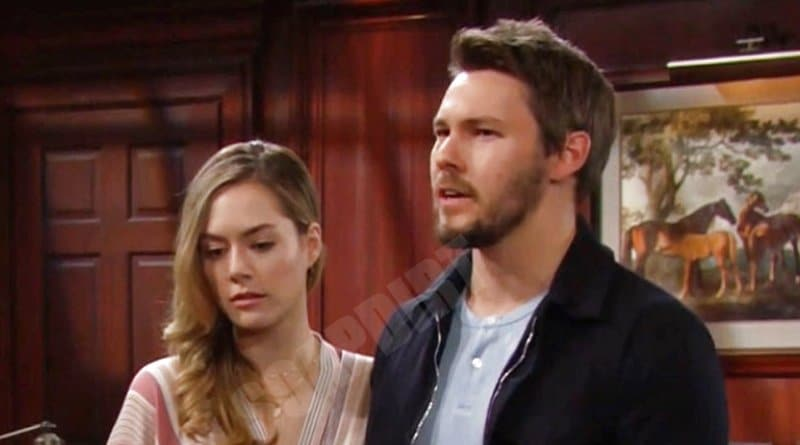 Bold and the Beautiful: Hope Logan (Annika Noelle) - Liam Spencer (Scott Clifton)