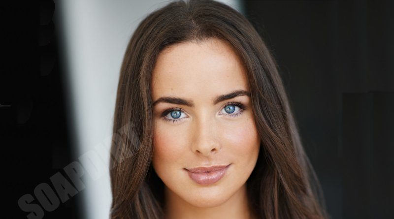 Bold and the Beautiful: Ivy Forrester (Ashleigh Brewer)