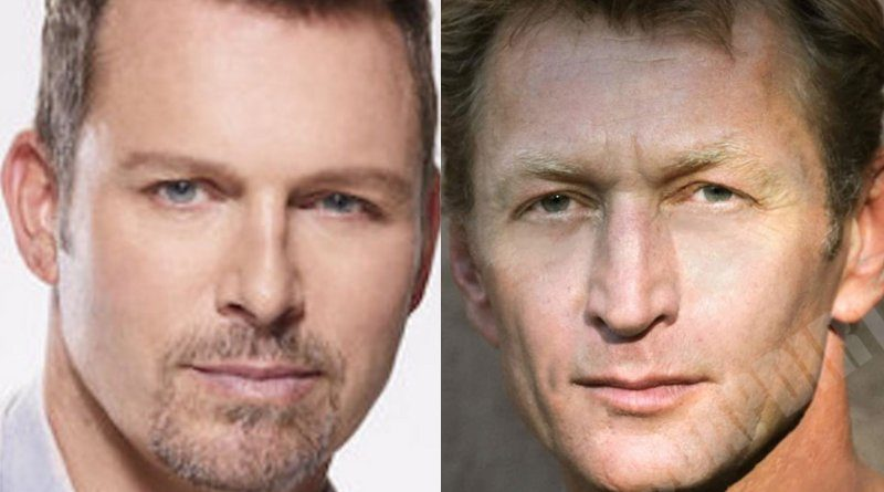 Days of our Lives Comings & Goings: Brady Black (Eric Martsolf) - Ivan Marais (Ivan G'Vera)