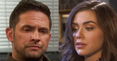 Days of Our Lives Spoilers: Jake Lambert (Brandon Barash) - Stefan DiMera
