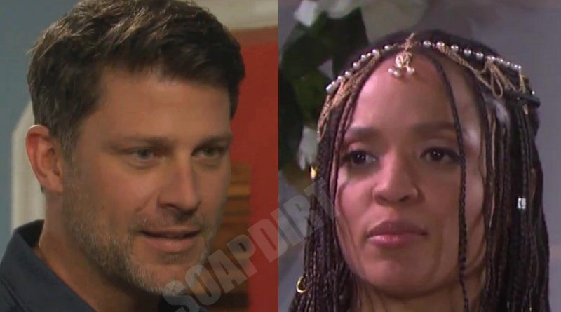 Days of Our Lives Spoilers: Eric Brady (Greg Vaughan) - Lani Price (Sal Stowers)