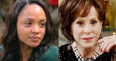 Days of Our Lives Spoilers: Vivian Alamain (Louise Sorel) - Lani Price (Sal Stowers)