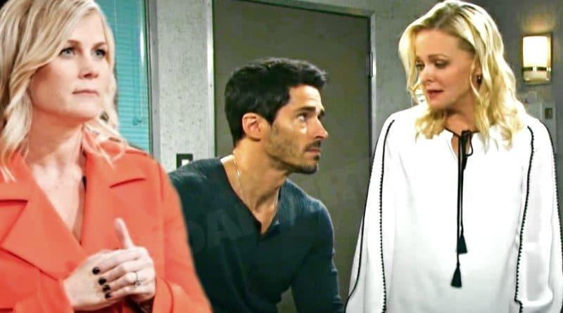 Days of Our Lives Spoilers: Sami Brady (Alison Sweeney) - Shawn Brady (Brandon Beemer) - Belle Black (Martha Madison)
