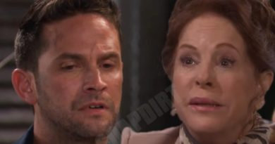 Days of Our Lives Spoilers: Vivian Alamain (Louise Sorel) - Stefan DiMera (Brandon Barash) - Jake Lambert