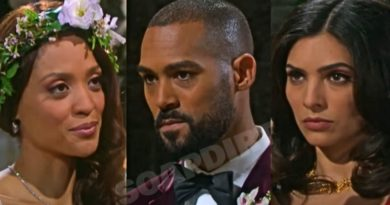 Days of our Lives Spoilers: Gabi Hernandez (Camila Banus) - Eli Grant (Lamon Archey) - Lani Price ( Sal Stowers)