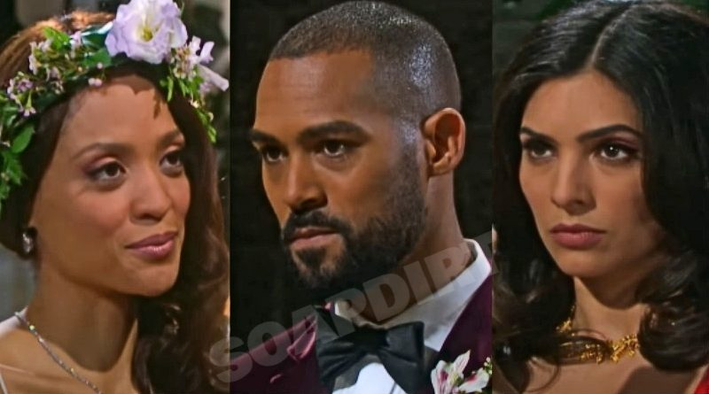 Days of our Lives Spoilers: Gabi Hernandez (Camila Banus) - Eli Grant (Lamon Archey) - Lani Price ( Sal Stowers)