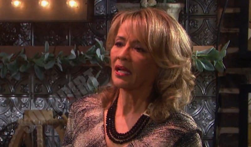 Days of our Lives Spoilers: Tamara Price (Marilyn McCoo)
